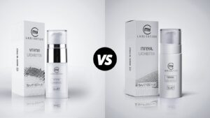 Vitamin lashbotox vs Mineral lashbotox