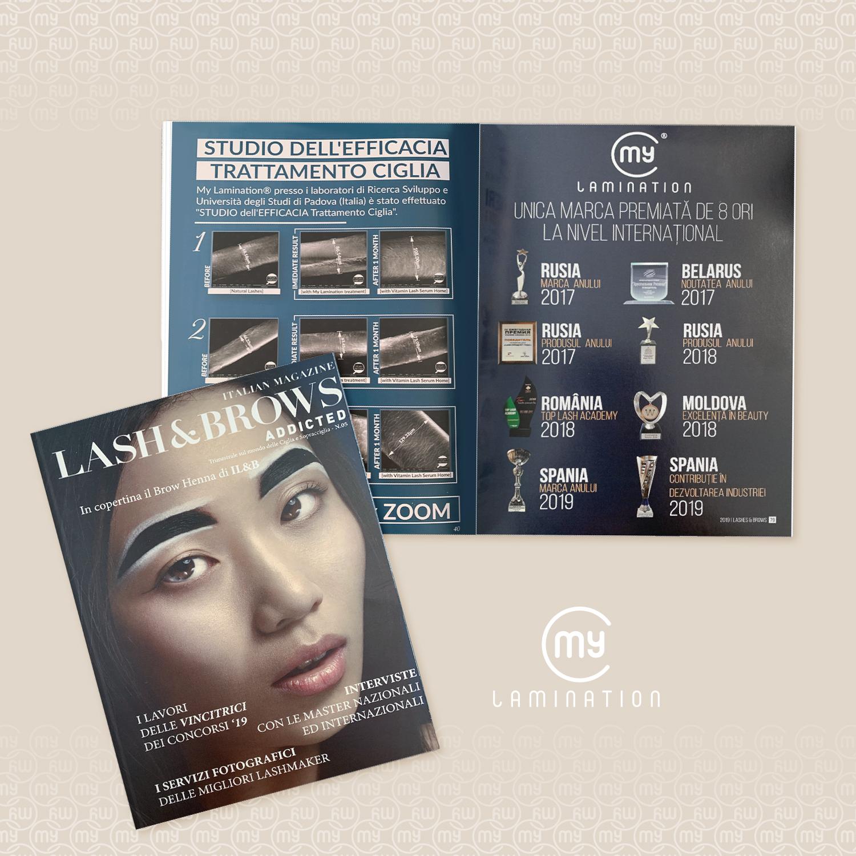 2019 Lash & brows
