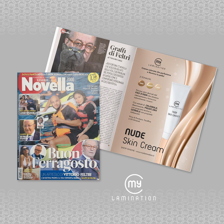 2021 Rivista Novella 2000
